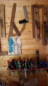 Ukin vanhoja työkaluja
