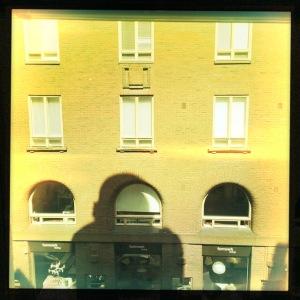 Ikkunat Annankadulle